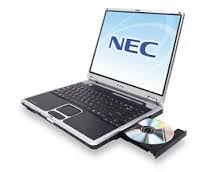 Photo d'ordinateur portable NEC